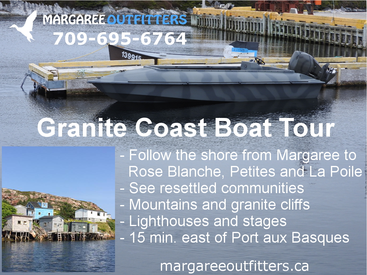Boat Tours - Margaree Outfitters