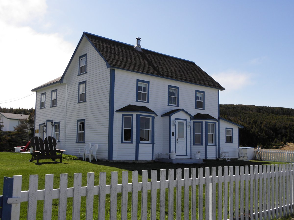 Tickle Inn, Cape Onion, NL