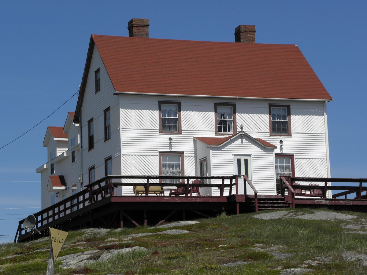 Seven Oakes Island Inn, Change Islands, Newfoundland