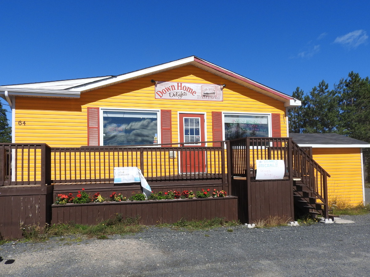 Down Home Delights - Eastport, NL