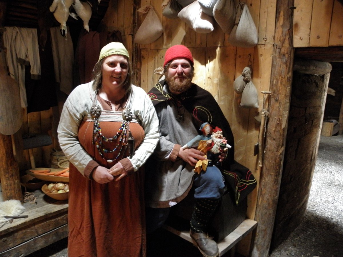 L'Anse aux Meadows, NL, Vikings