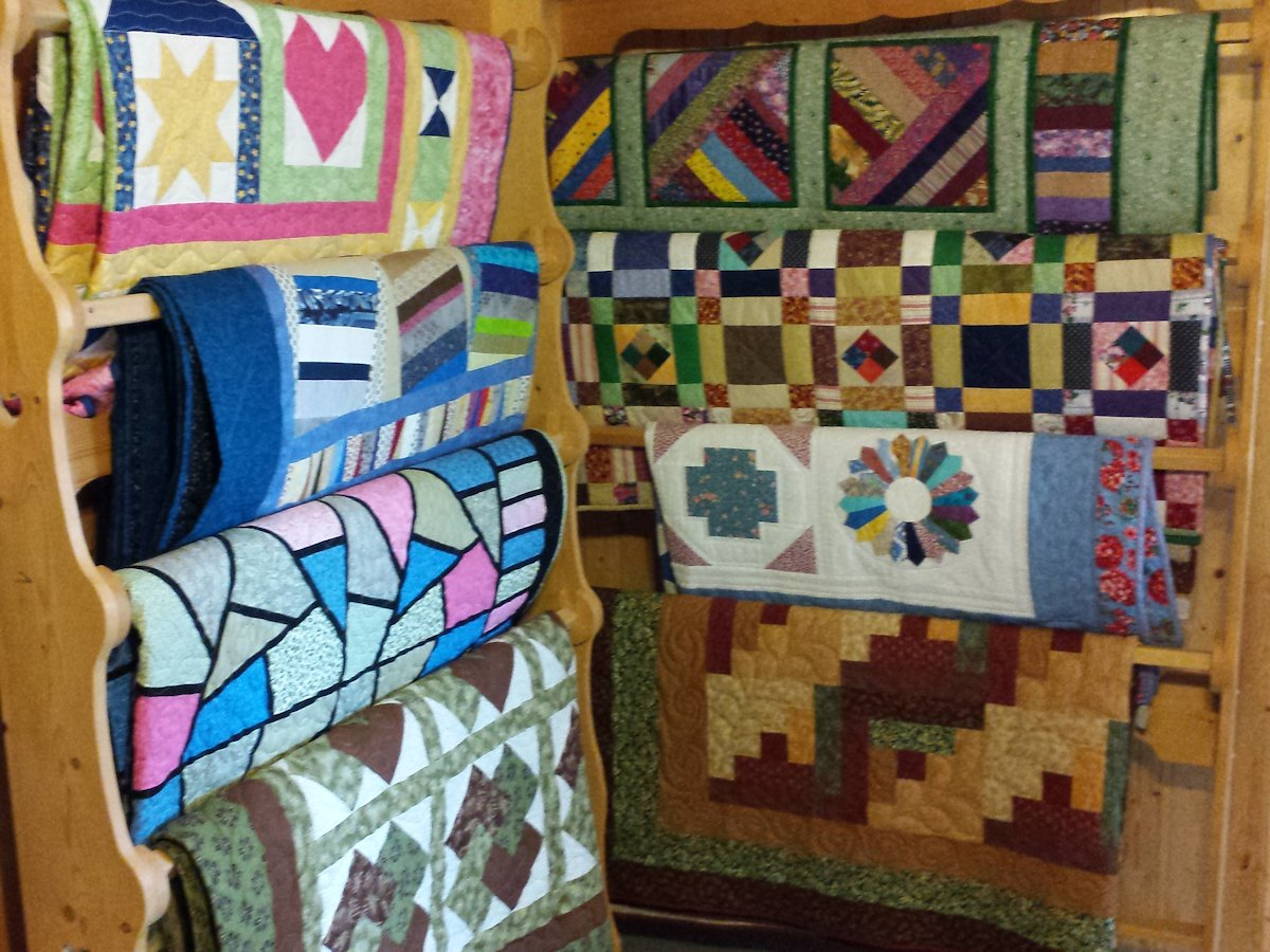 Pic a Tenerife Crafts, Hand-made Quilts
