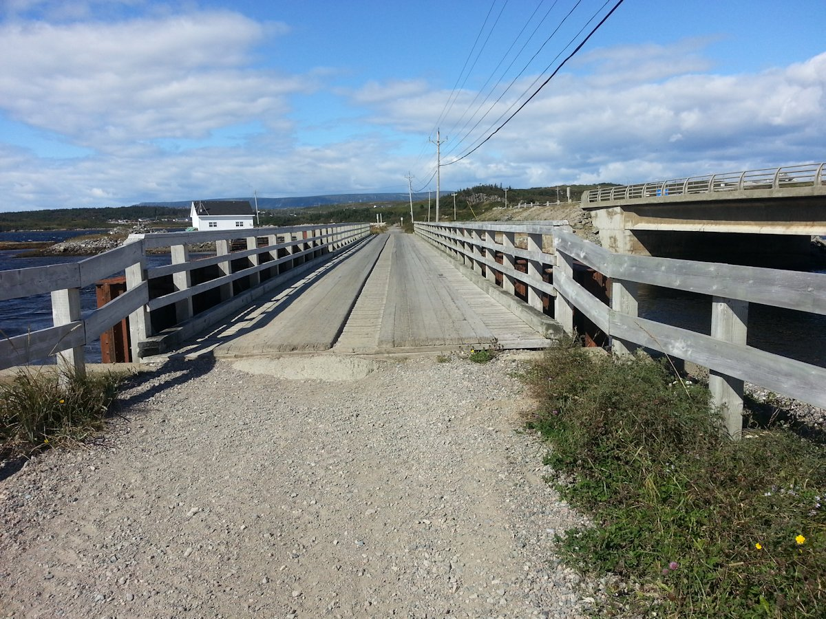 T'Railway Trail, Port aux Basques, Newfoundland