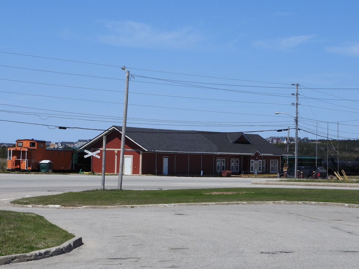 Railway Heritage Centre, Port aux Basques, Newfoundland