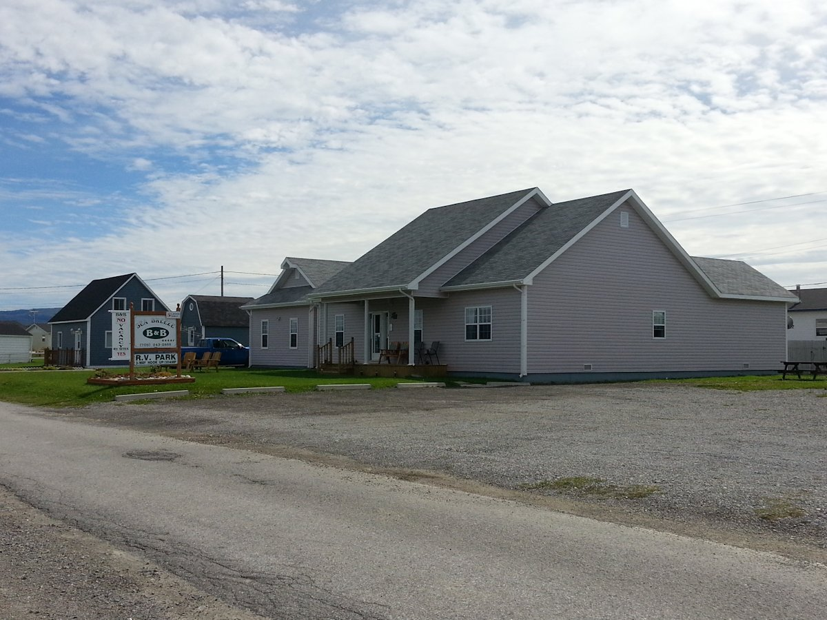 Seabreeze B&B, Cow Head, NL