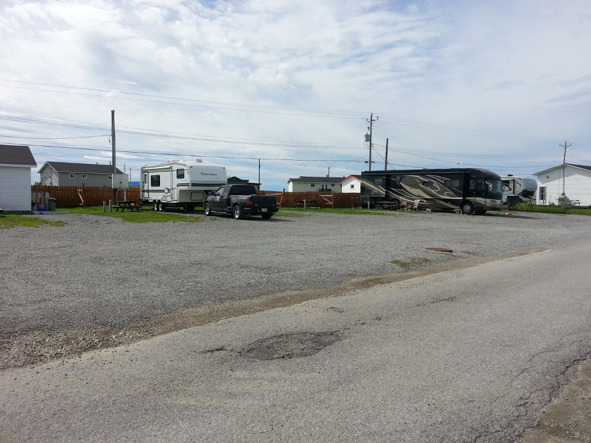 Sea Breeze RV Park, Cow Head, NL