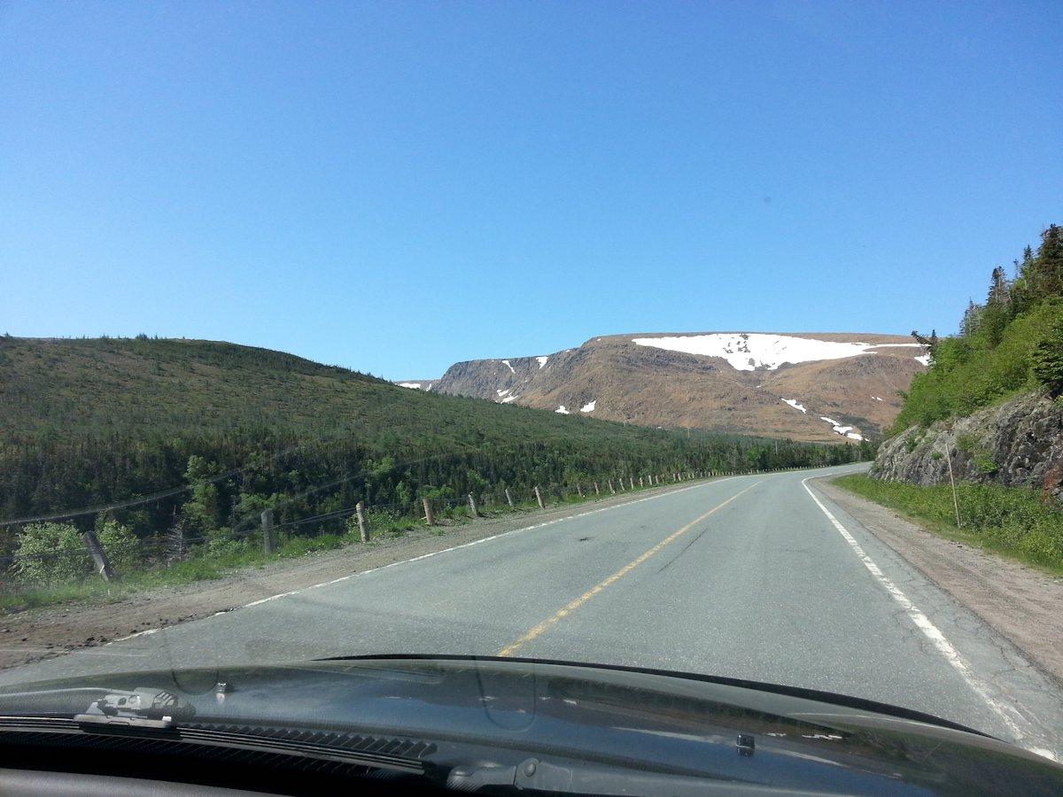 Tourist Information for The Tablelands in Gros Morne National Park