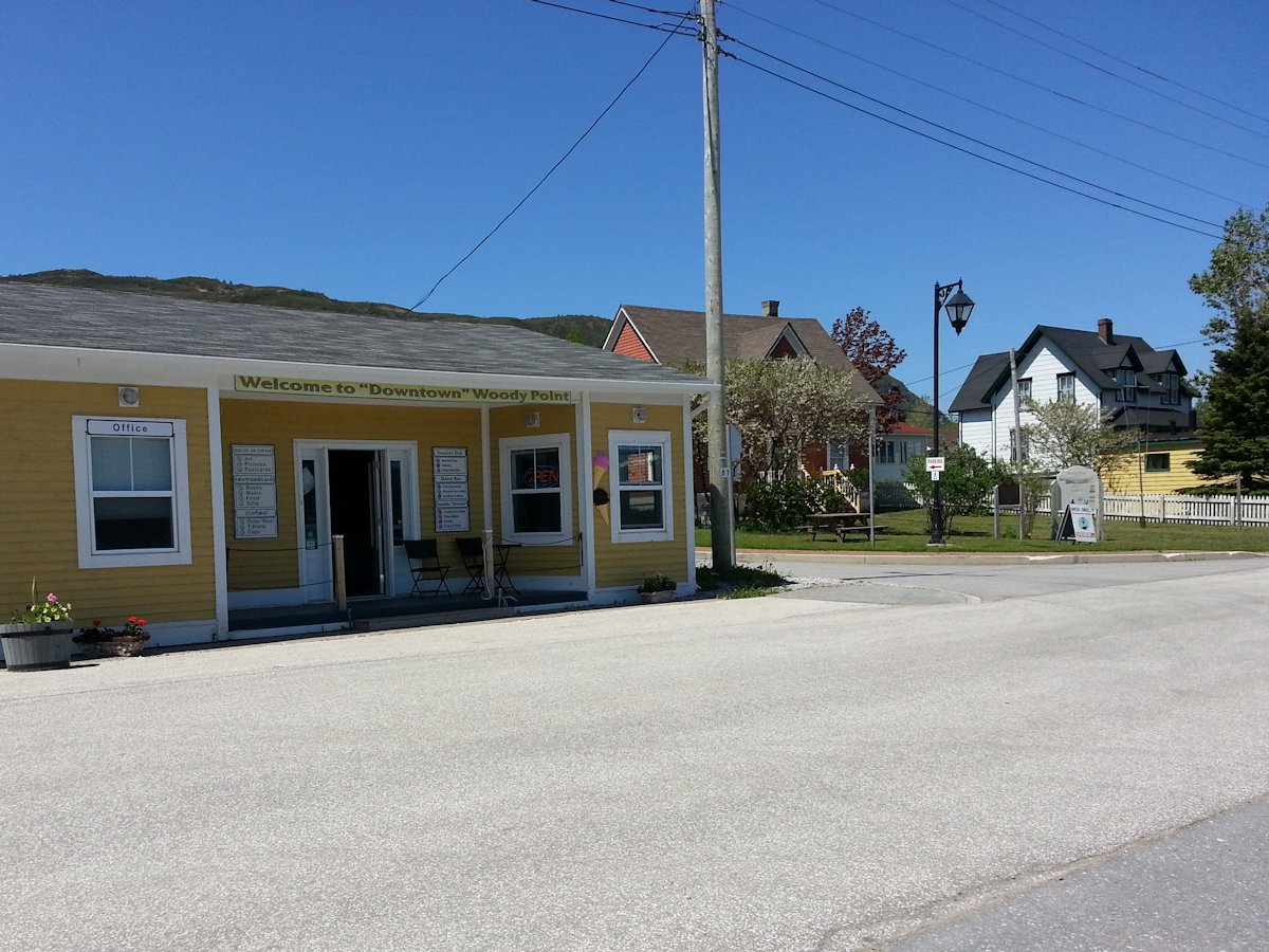 Gift Store, Woody Point, NL
